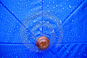Wet Umbrella Royalty Free Stock Photography - Image: 6775367