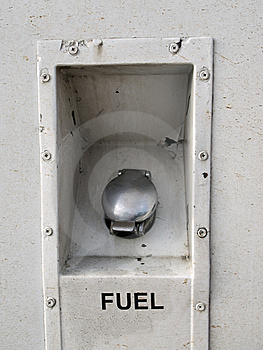 Fuel Filler Cap Stock Photo - Image: 6776980
