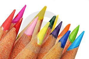 Color Pencils Royalty Free Stock Photography - Image: 6780867