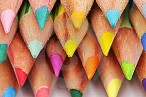 Color Pencils Royalty Free Stock Photography - Image: 6780937