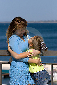 Mother And The Child Stock Images - Image: 6782834