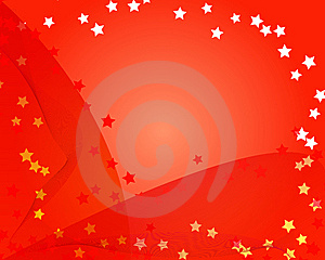 Red Star Background Royalty Free Stock Photo - Image: 6785555