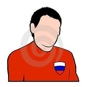 Russian Football Player Stock Photos - Image: 6786603