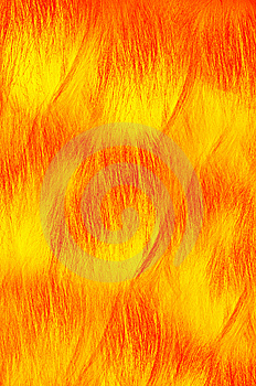 Fire Theme Yarn Background Stock Photography - Image: 6787802