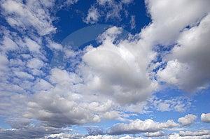 Cumulus Clouds Stock Photos - Image: 6790253