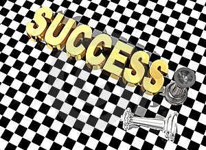 Success Concept Royalty Free Stock Photography - Image: 6790377