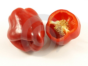 Red Pepper Royalty Free Stock Photos - Image: 6792188