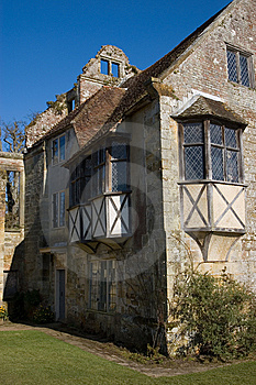 Scotney Castle Manor House Stock Photography - Image: 6793022