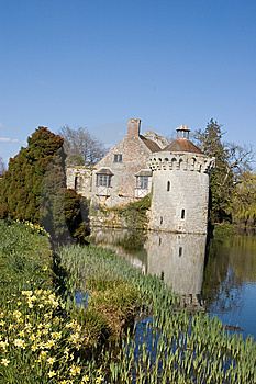 Scotney Castle Stock Image - Image: 6793091