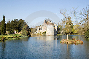 Scotney Castle Stock Images - Image: 6793134