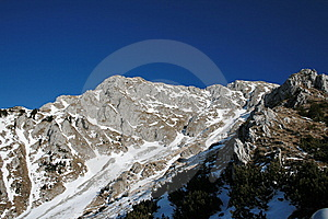 Storzic Mountain Royalty Free Stock Photography - Image: 6796267