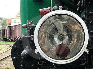 Rail Lamp Royalty Free Stock Images - Image: 6796539