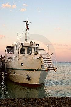 Motor Boat Royalty Free Stock Photography - Image: 6796577