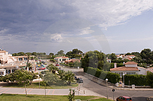 Hotel Resort Mar De Menorca Royalty Free Stock Image - Image: 6796796