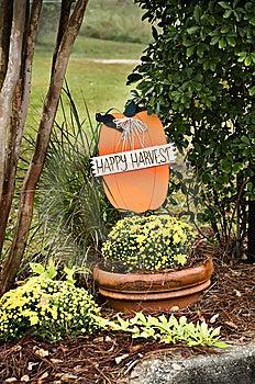 Happy Harvest Stock Images - Image: 6798974