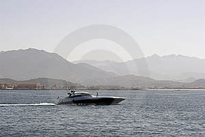 Speedboat Action Stock Photography - Image: 6799962
