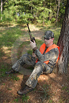 Hunter Hunting Stock Photos