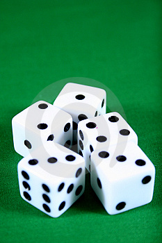 Gambling Royalty Free Stock Image - Image: 681426