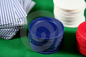 Gambling Stock Photos - Image: 681443