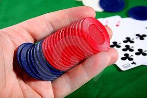 Gambling Royalty Free Stock Image - Image: 681466