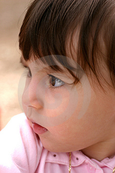 Innocent Look Stock Photos - Image: 682983