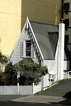 Old Urban House Royalty Free Stock Photography - Image: 684927