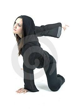 Modern Dancer Stock Photos - Image: 686203