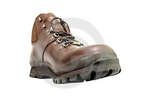 Walking Boot Stock Photography - Image: 6800252
