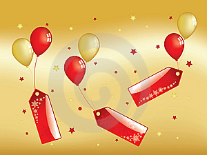 Festive Banners Stock Photo - Image: 6804400