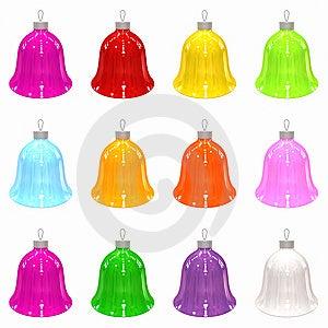 Handbells Royalty Free Stock Image - Image: 6807106