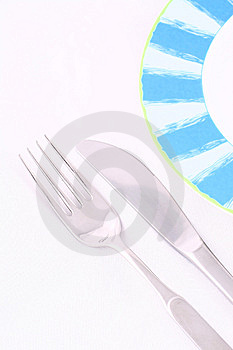 Tableware Royalty Free Stock Photo - Image: 6811735