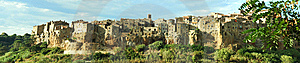 Pitigliano Royalty Free Stock Photography - Image: 6814397