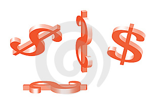 Dollor Royalty Free Stock Image - Image: 6816106