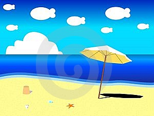 Seaside Royalty Free Stock Images - Image: 6817819