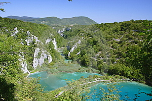 Plitvice Stock Photo - Image: 6819000