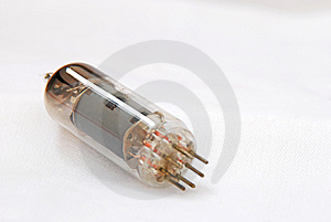 Vacuum Tube Royalty Free Stock Photography - Image: 6819607