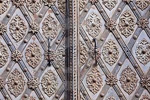 Metal Door Handle Stock Images - Image: 6820254
