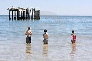 Three Kids Royalty Free Stock Photo - Image: 6821435