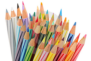 Color Pencils Stock Photography - Image: 6821732