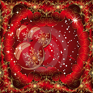 Christmas Balls Royalty Free Stock Photography - Image: 6824277