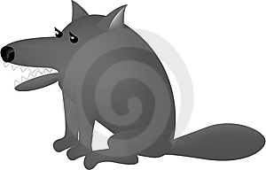 Wolf Royalty Free Stock Images - Image: 6824619