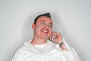 Conversation Stock Image - Image: 6829221