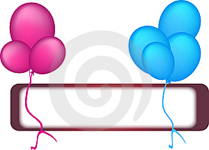 Ballons Stock Photo - Image: 6829240