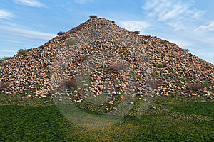 Rocky Mound Stock Images - Image: 6832784