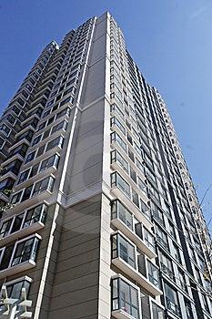 Modern Building Stock Image - Image: 6833531