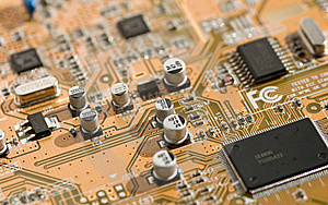 Computer Board Stock Photos - Image: 6842613