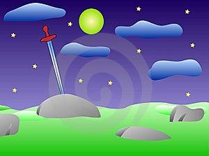 Excalibur Royalty Free Stock Image - Image: 6843696