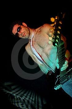 Guitarist Royalty Free Stock Photos - Image: 6846938