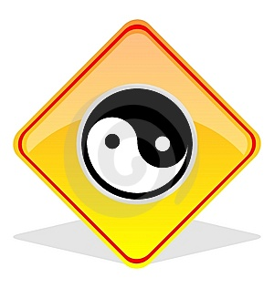 Yin Yang Stock Photo - Image: 6847110