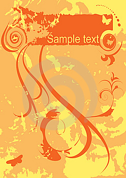 Grunge Background Stock Images - Image: 6850334